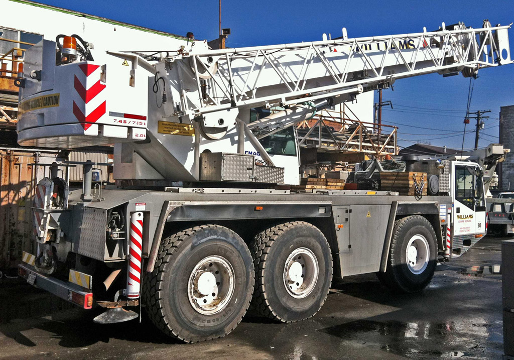 DEMAG AC50-1 for sale